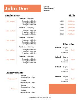 Hardware and networking resume samples doc